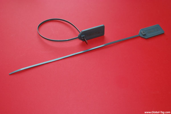 Transponder Cably cable tie RFID UHF